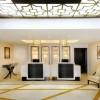 Marriot Hotel Reception Area in Manama, Bahrain