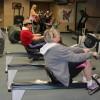 Navy Wellness Center Exercise in Pensacola, Florida