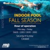 Pool Schedule in Rota, Spain