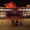 Point Defiance Zoo And Aquarium Main Entrance in Tacoma, Washington State