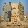 Ali Al Salem Air Base-the rock