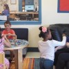 Teacher teaches Children in Illinois, Scott AFB