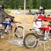 Motorcycle Race in Tacoma, Washington State