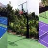 Tennis Cour in San Diego, California