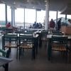 Inside Cafe in Norfolk, Virginia