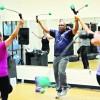 's Nest Gym Nas Oceana Group excercise