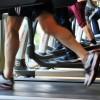 Treadmilling in Rota, Spain