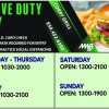 Corry Grill hours of Operation in Pensacola, Florida