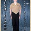 Leonard Hall Junior Naval Academy - in uniform