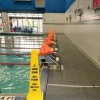 Warning Sign on the Pool in Texas, Fort Hood