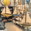 Crows Curiosities Boat Souvenir in Bremerton, Washington