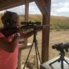 Women Practicing to Shoot in Colorado, Colorado Springs