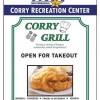 Corry Grill in Pensacola, Florida
