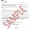 Sample ID Cards Enrollment in Bremerton Washington