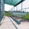 Courts & Ball Fields-NAS Oceana dugout