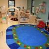 Dam Neck Child Development Center- Blue carpet