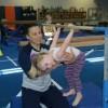 Girl teaching Gymnastic in Universal, Texas