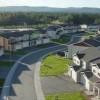 Military Housing Coomunity in Eielson, Alaska