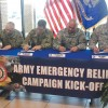 Army Emergency Relief Campaign in Tacoma, Washington State