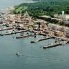 Marina Dockyard in Connecticut, New London