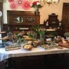 Saratoga Dreams Bed and Breakfast-buffet