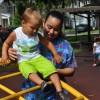Playground in NAS Jacksonville