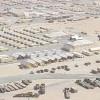 Ali Al Salem Air Base-camp
