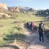 Trekking in Colorado, Colorado Spring