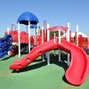 Bronco Playground in Texas, Fort Hood