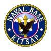 Naval Base Kitsap Logo in Bremerton, Washington