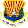 6th medical group logo