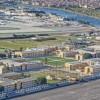 Marine Corps Recruit Depot San Diego- Aeriel view