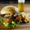Seaside Lanes Sports Bar & Grill- NAS Oceana-burger