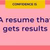 Effective Resume Writing-NAS Oceana-saying