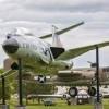 Malmstrom Air Force Base-plane