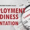 Employment Orientation Flyer in Colorado, Colorado Spring