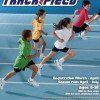 Youth Track and Field Flyer in El Paso, Texas