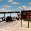 Fort Bliss- Sgt Major Gate