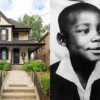 The young Martin Luther King, jr.