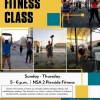 Functional Fitness Class in Manama, Bahrain