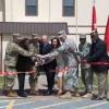 VA Clinic- Opening and ribbon cutting