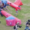 Paintball Game in Kentucky, Fort Campbell