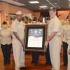 's award in Norfolk, Virginia