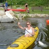 waterfront park saratoga springs- kayak