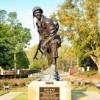 Fort Bragg Army- iron mike