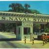 Naval Station Mayport- entrance