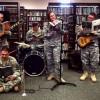 Band in  Kentucky, Fort Campbell