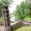 Katrina Trask Memorial Staircase- pillars