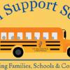 School Support Service Logo in El Paso, Texas