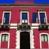 Hotel La Palma Facade in Catania, Italy